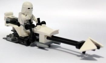 Hoth Speederbike