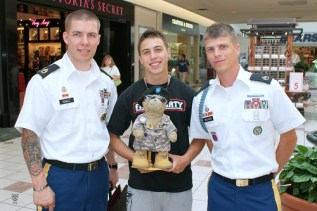 Day 156 - Future Soldier From Canandaigua, NY