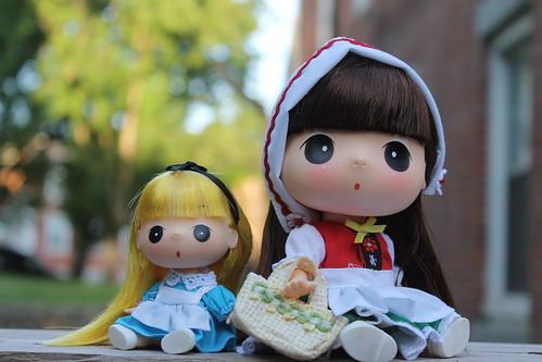 Alice & Dahlia