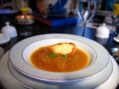 Soupe à l'oignon by bloompy