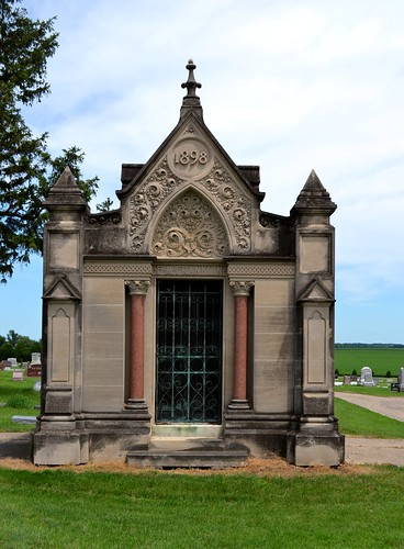the most awesome mosoleum ever