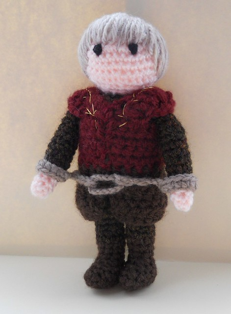 Tyrion Lannister Amigurumi