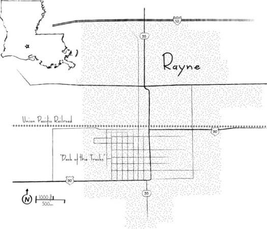 May of Rayne, Louisiana