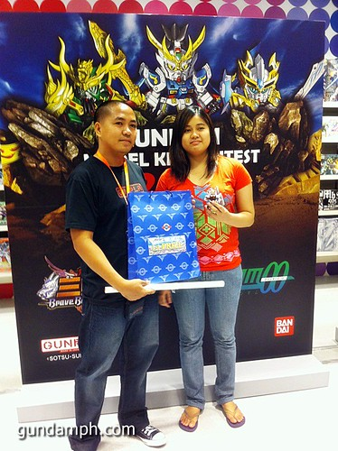 Free SD Astray Red Frame at TK Gundam Detailing Contest Caravan (24)