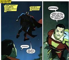 Captain Jobber Meets Superman