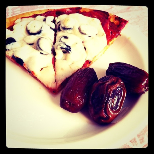 Happy Thing: GF Pizza and Dates for Dinner