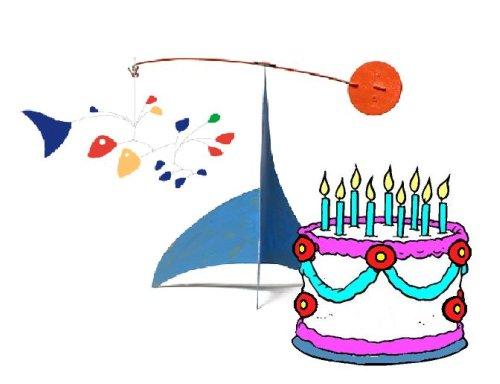 Senate and Google Celebrate Calder's Birthday
