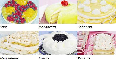 Cakes for 'fruntimmer'