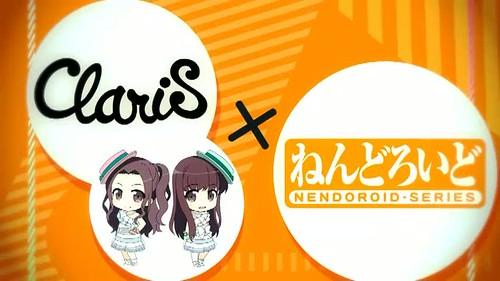 ClariS x Nendoroid