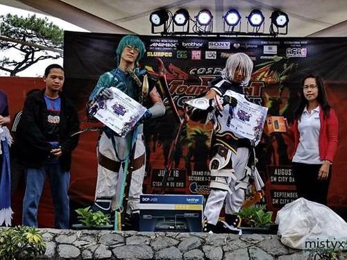 Cosplay Tournament of Champions II Baguio Regionals Event Mini-Report