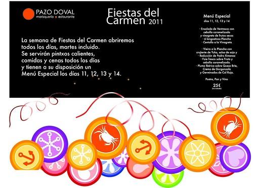 Imprimir by Pazo Doval Marisqueria