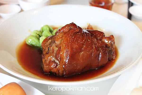 Zhou Kitchen's Braised Pork Shank