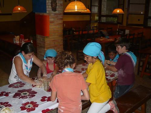 Colònies estiu 2011 esplai natzaret - Castellar de n'Hug (4)