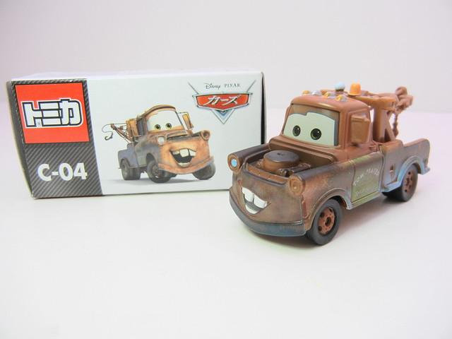 disney cars c-04 tomica mater (2)