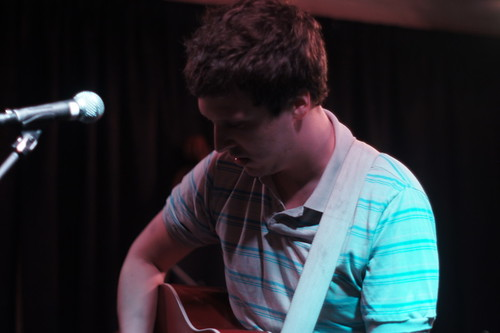 BJ Barham, Slim's, Raleigh NC,09/28/11