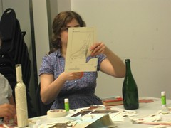 HOW Collage and Decoupage - cutting