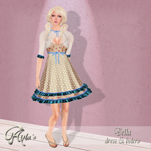 Bella Dress Main