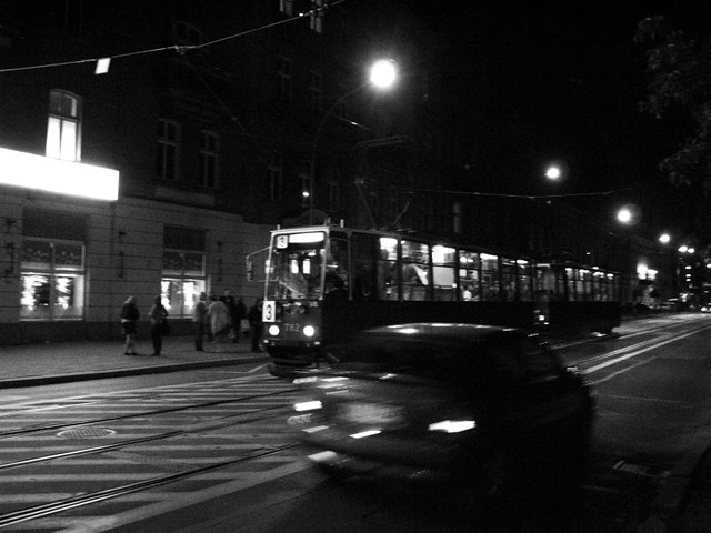 Evening in Krakow