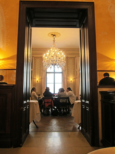 Inside Demel