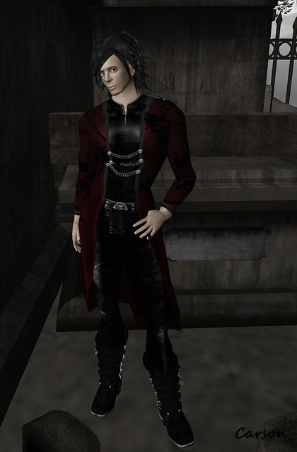 Kastle Rock Couture - Nightcrawler Avatar