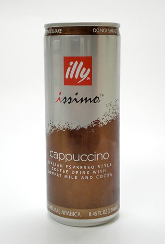 Illy Issimo Cappuccino A Review Food Junk