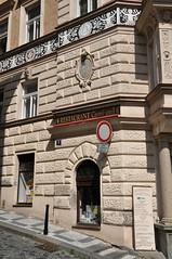 čp. 203/III, Malostranské náměstí 14, Praha, Malá Strana