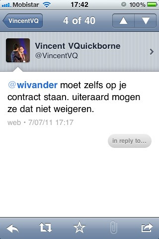 Customer service anno 2011 - part 2