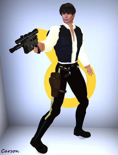 Heroes Clobber  - Han Solo Outfit