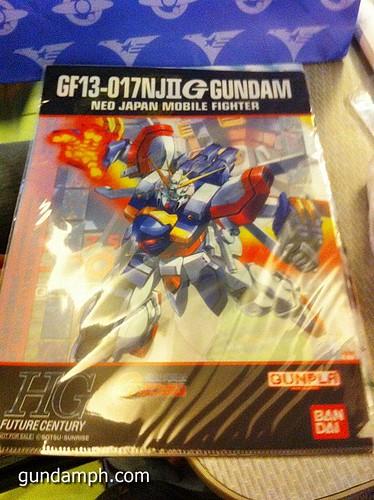 Free SD Astray Red Frame at TK Gundam Detailing Contest Caravan (40)