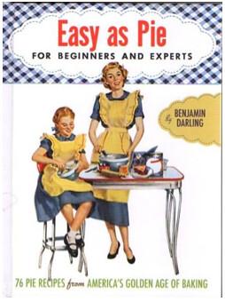Vintage Pie Cookbook