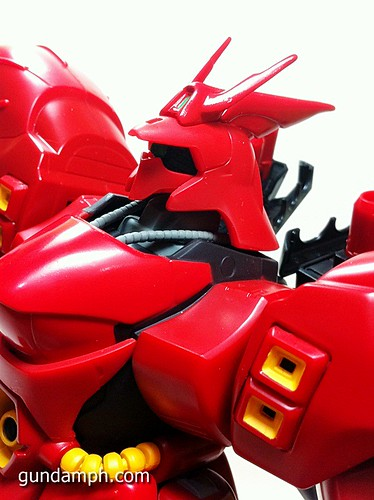 MSIA DX Sazabi 12 inch model (56)