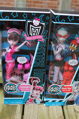 Monster High: Dead Tired