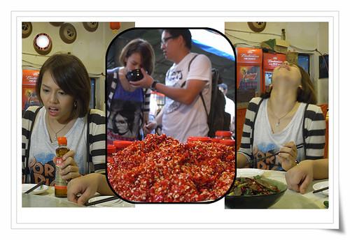 美食大三通 @三立 » Blog Archive » 7/12 媽呀~我們在湖南辣傻了!!