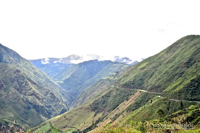 KLR 650 Trip Ecuador 178