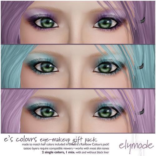 E's colours gift