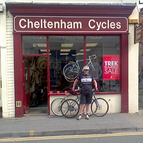 the Cheltenham Cycles ride by rOcKeTdOgUk