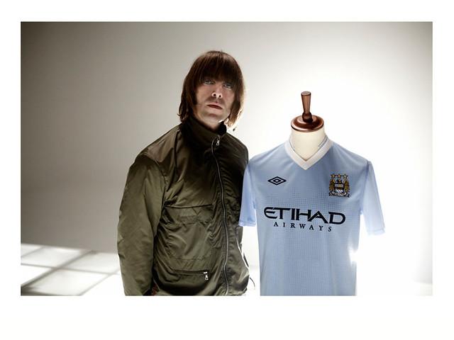 Liam Gallagher Manchester City
