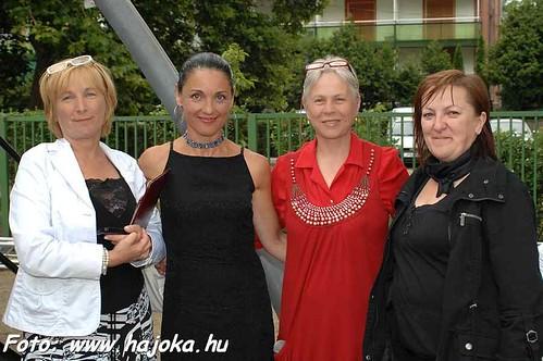 Gerák Andrea a Magyar Világtalálkozón
