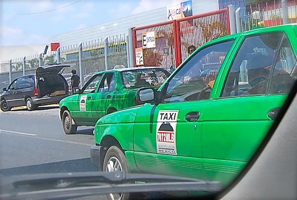 Taxis, Monterrey