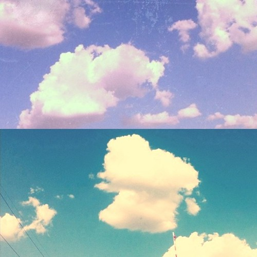 13. Clouds that make you crave marshmallows.  #1000thanks