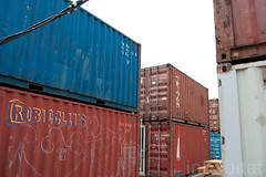 DeKalb Market: Shipping Containers