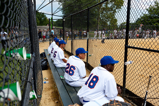 central park north meadow baseball field
