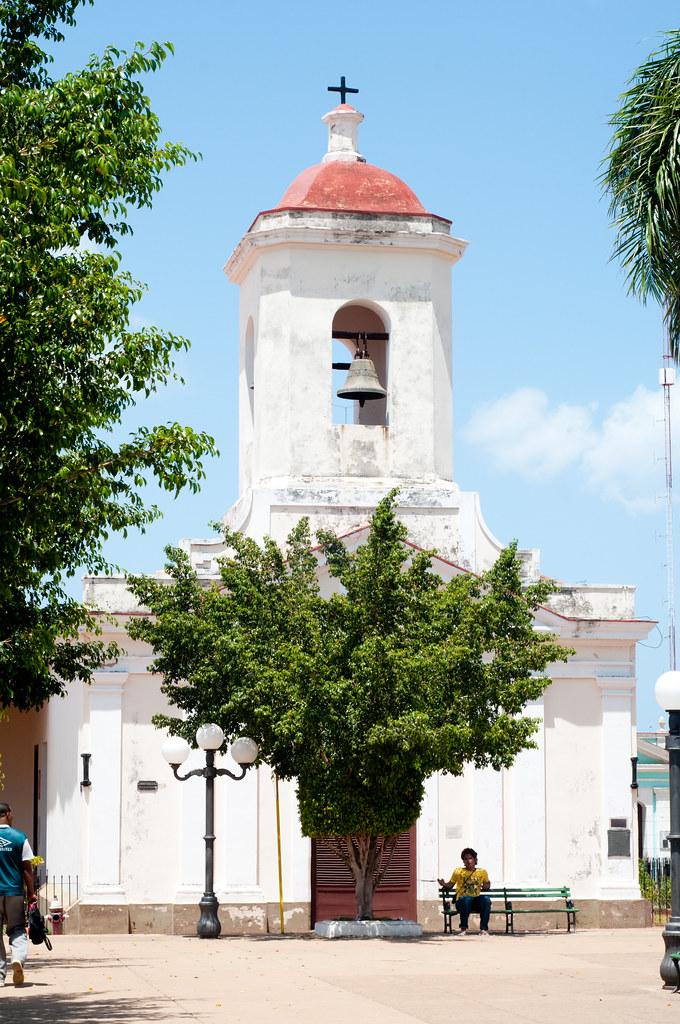 Church in Trinidad, Cuba