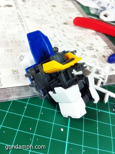 Building MG Zeta 2.0 HD Color Version (part 1) (16)