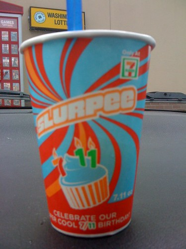 Happy Birthday 7-11! by Gexydaf
