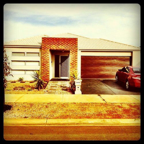 Our new place #movinghouse #pointCook