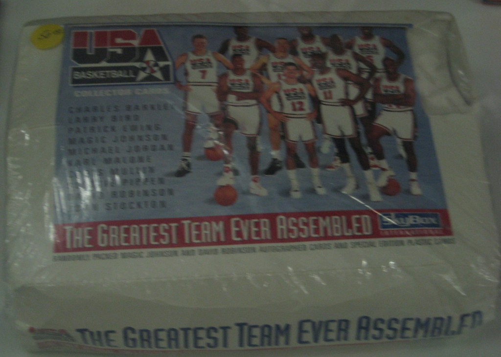 1992 USA Dream Team cards