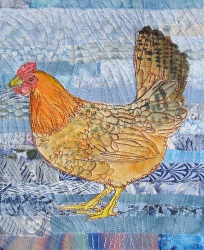 sicilian buttercup hen