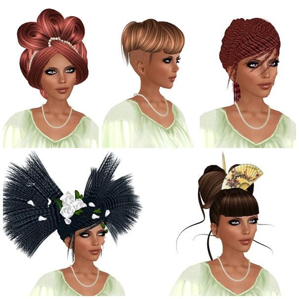 Hair Fair 2011 - Vanity Hair