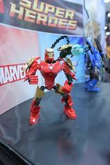 Iron Man Constraction - LEGO Super Heroes - Marvel Comics